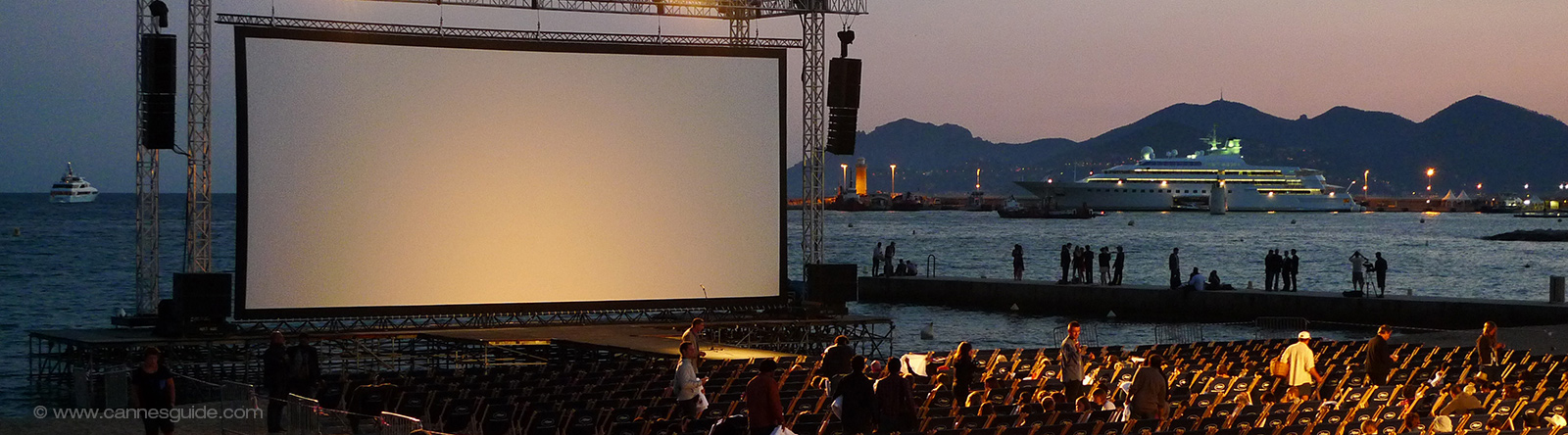 Cinema de la Plage, Cannes