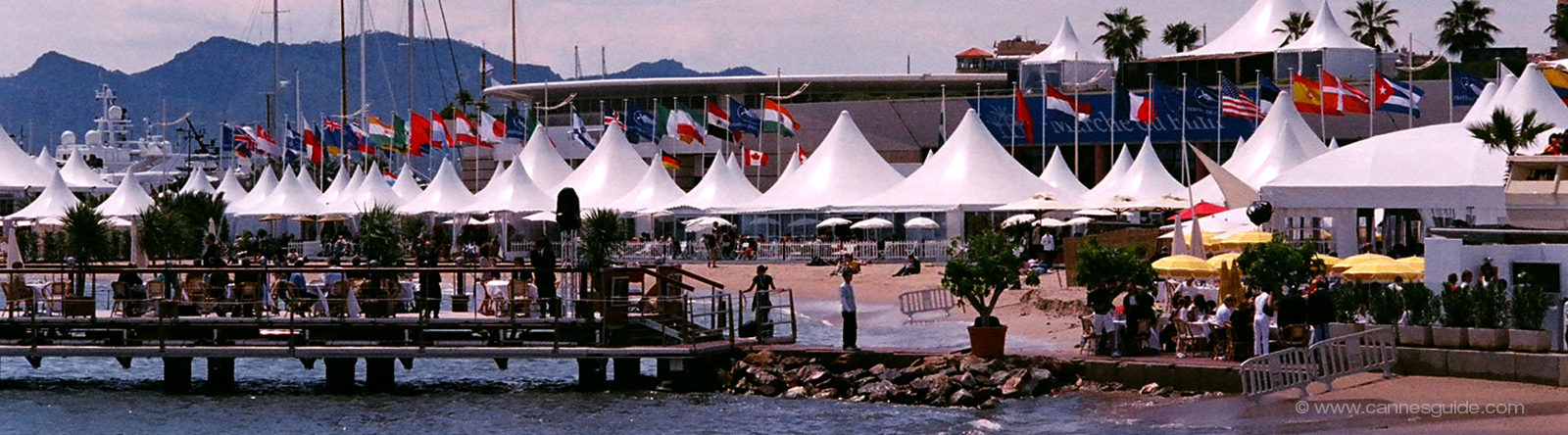 Village International, Cannes